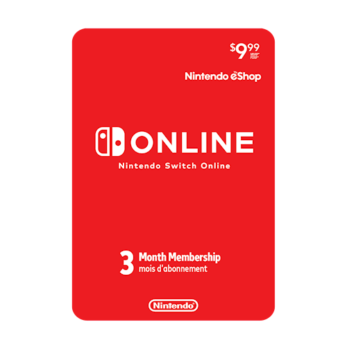 Nintendo Switch Online 3M SUB
