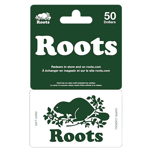 Roots 50 $