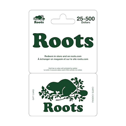 Roots 25 $ - 500 $
