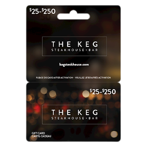 The Keg Steakhouse + Bar $25-$250