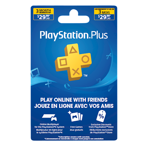 Sony PlayStation 3 Month $29.99