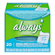 Always Clean Wipes to Go 20 Wipes