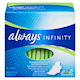 Always Infinity Heavy Flow Flexi-Wings 16 Pads