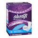 Always Dri-Liners Regular Wrapped Unscented 36Pantiliners