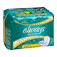 Always Ultra Thin Regular without Wings 22Pads