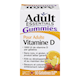 Adult Essentials Gummies Adult Strength Vitamin D 1000IU x 90 Gummies