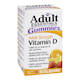 Adult Essentials Gummies Vitamine D Pour Adulte 1000IU x 90 Gélifiées