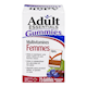 Adult Essentials Gummies Femmes Multivitamines 75 Gélatines