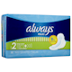 Always Maxi Pads Size 2 Super Long with Flexi Wings 32 Pads