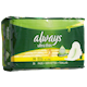 Always Ultra Thin Régulière Flexi-Wings 36Serviettes