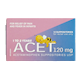 Acet Acetaminophen Suppositories 210Mg x 12 Suppositories