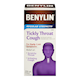 Benylin Regular Strength Tickly Throat Cough Syrup for Early Cold Symptoms 250mL