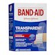 BAND-AID Comfort-Flex Transparent 45 Band-Aids