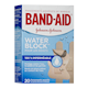 BAND-AID Water Block plus Finger-Care 20 Band-Aids