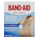 BAND-AID Water Block plus Grande Format 100 % Imperméable 30 Band-Aids
