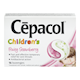 Cēpacol Children's Lozenges Fruity Strawberry 16 Lozenges