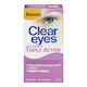 Clear Eyes Triple Action Relief 15mL