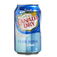 Canada Dry Club Soda Low Sodium 355mL