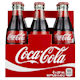 Coca-Cola 6 Bottles x 237 mL