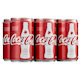 Coca-Cola 222mL x 6 Cans