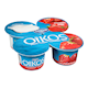 Danone Oikos Greek Yogurt Strawberries on the Bottom 4 x 100g