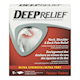 Deep Relief Ultra Strength Neck, Shoulder and Back Pain Relief Patches 6 Patches