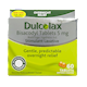Dulcolax Bisacodyl Tablets Stimulant Laxative 5mg x 60 Tablets