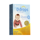 D Drops Baby Liquid Vitamin D3 Vitamin Supplement 90 Drops