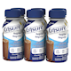 Ensure Regular Meal Replacement Chocolate 235mL x 6 Bottles