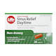 Extra Strength Sinus Relief Daytime 24 Caplets
