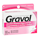 Gravol Comfort Shaped Antinauseant Suppositories Dimenhydrinate 100mg x 10 Suppositories