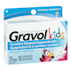 Gravol Children Comfort Shaped Antinauseant Suppositories Dimenhydrinate 25mg x 10 Suppositories