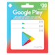 Google Play Multipack $30