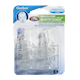 Gerber First Essentials Slow Flow Silicone Nipples 6 Nipples