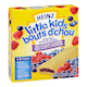 Heinz little Kids Cereal Bars Açai Blueberry Raspberry 117g