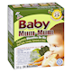 Hot-Kid Baby Mum-Mum Rice Rusks Vegetable 50g