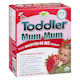 Hot-Kid Toddler Mum-Mum Organic Rice Biscuits Strawberry 60g