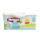 HUGGIES one and done Refreshing Lingettes Concombre et Thé Vert 64 Lingettes