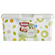 HUGGIES Natural Care Lingettes Sans Parfum 64 Lingettes