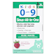 Homeocan Kids 0-9 Sinus-All-In-One Homeopathic Medicine Raspberry Flavour 25 mL