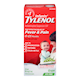 Infant's Tylenol Acetaminophen Suspension Usp White Grape Flavour 24mL