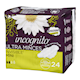 Incognito Ultra Minces Invisible Mini Moyen 24 Serviettes