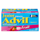 Junior Strength Advil Ibuprofen Tablets Usp 100 mg Fruit 40 Chewable Tablets