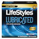 LifeStyles Lubricated Premium Lubricated Latex Condoms 36 Condoms