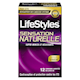 LifeStyles Lubricated Latex Condoms Ultra Thin & Strong 12 Condoms