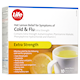 Life Brand Extra Strength Hot Lemon Relief Cold & Flu 10 Single Dose Pouches (Powder)