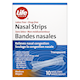 Life Brand Latex Free Medium Transparent Nasal Strips 10 Nasal Strips
