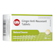 Life Brand Ginger Antinauseant Tablets 20 Tablets