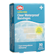 Life Brand Clear Waterproof Bandages 30 Bandages