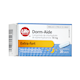 Life Brand Exra-Fort Dorm-Aide Chlorhydrate de Diphènydramine 50mg x 20 Caplets